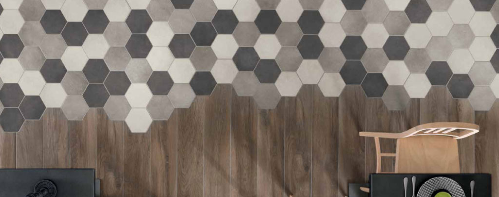 How To Use Hexagon Tile Transform Your Home Sitka Projects