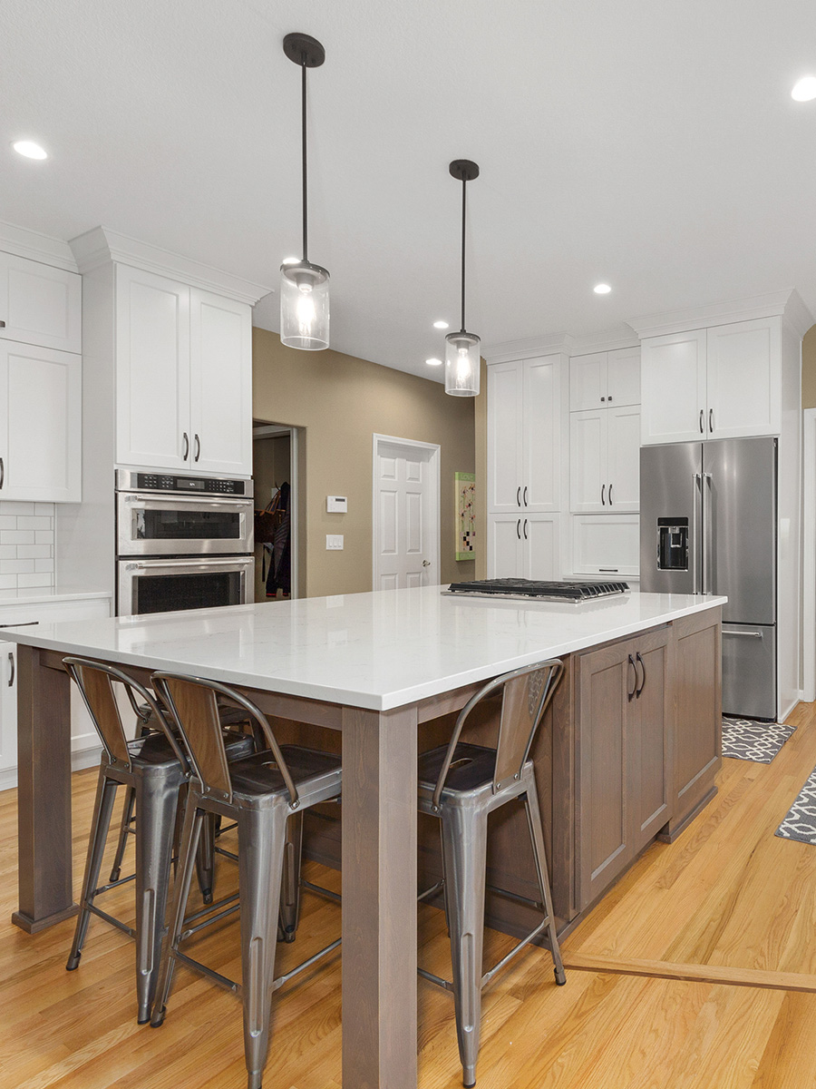 Sitka Projects Kitchen Remodel