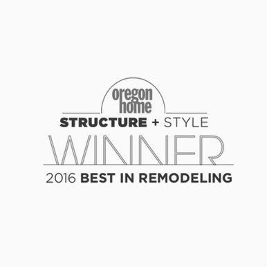 Oregon Home Structure + Style Winner